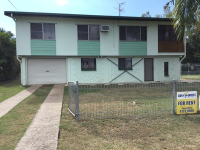 Highset, Built-In under & f/Fenced yard