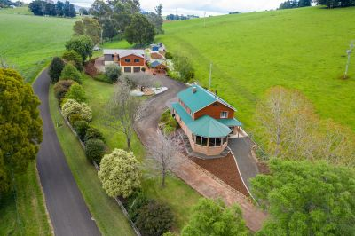 Absolutely incredible - rare 2.2 acre property