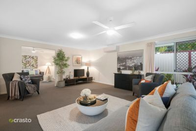 Dual-Living Home in Robina - Quiet & Private with Northerly Aspect - Offers Additional Income Potential & Possibilities - Adjoins Nature Reserve