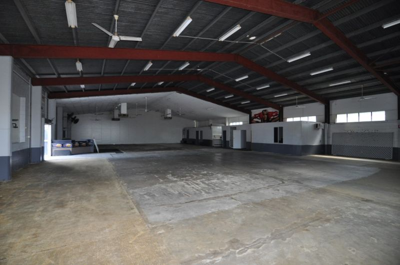 Former Gym to suit sports & recreation or industrial user