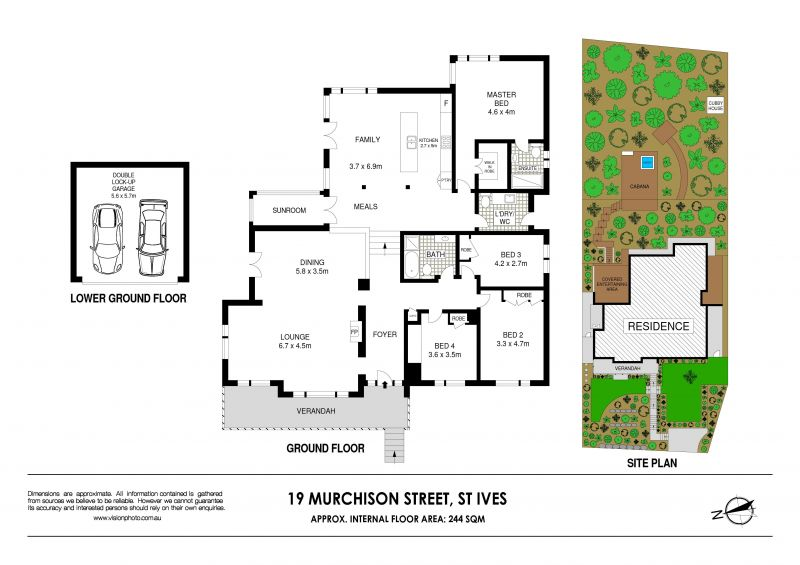 19 Murchison Street St Ives 2075