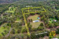 Privacy & Seclusion on Almost. 5 Acres!!!