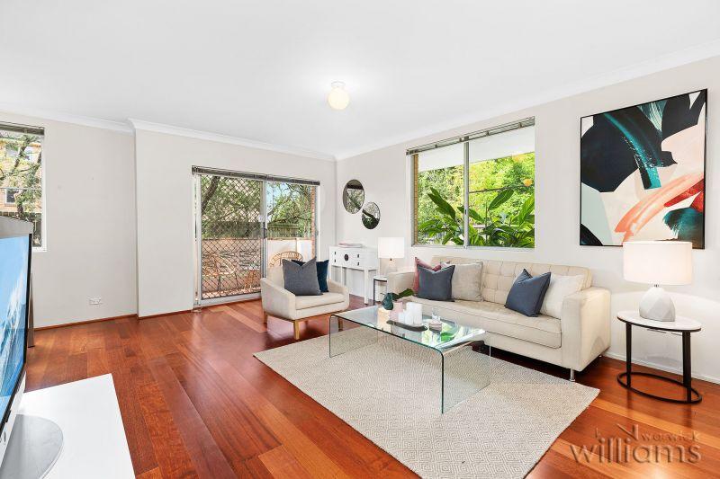 Peaceful Garden Apartment