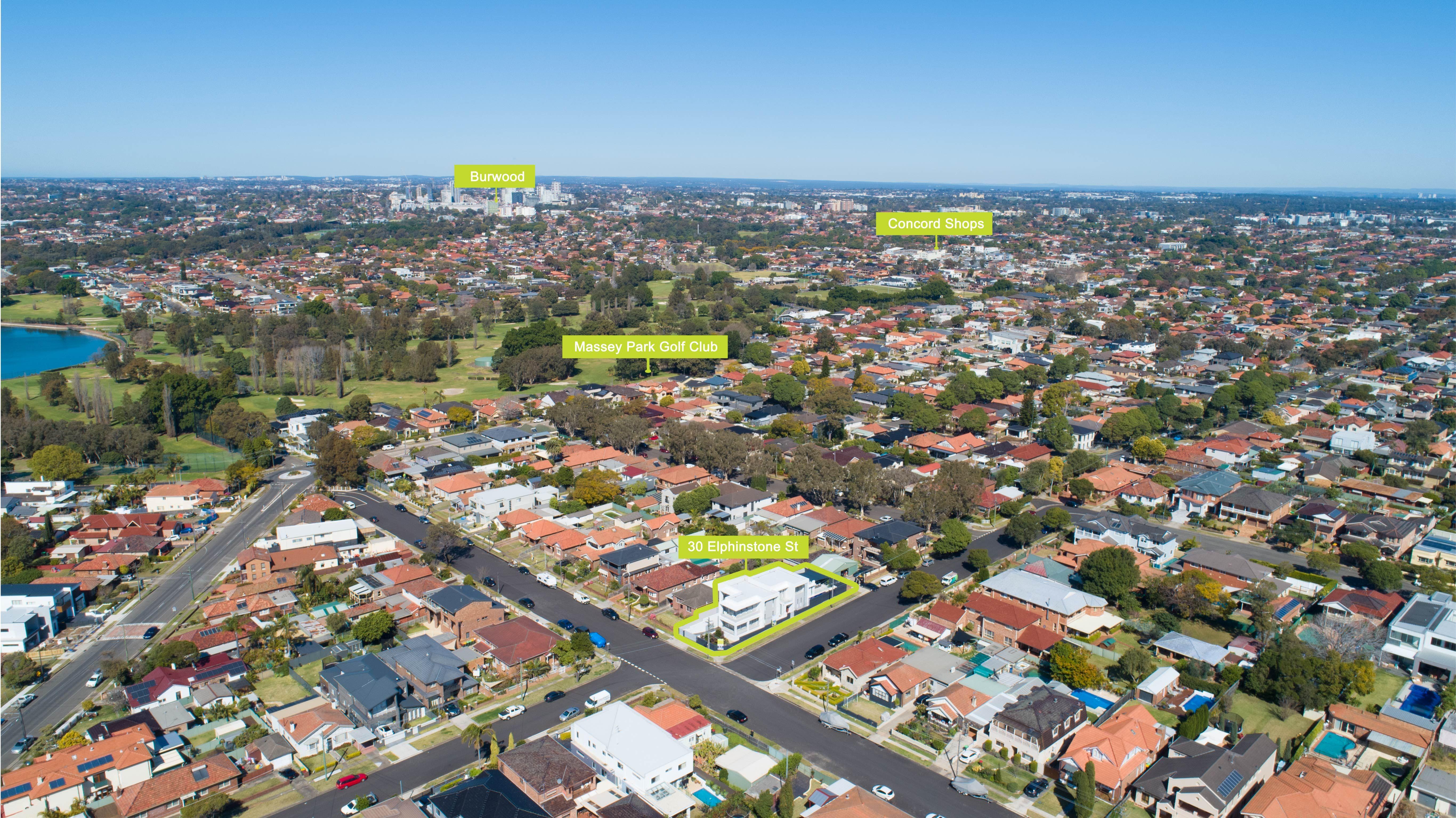 30 Elphinstone Street, Cabarita NSW 2137
