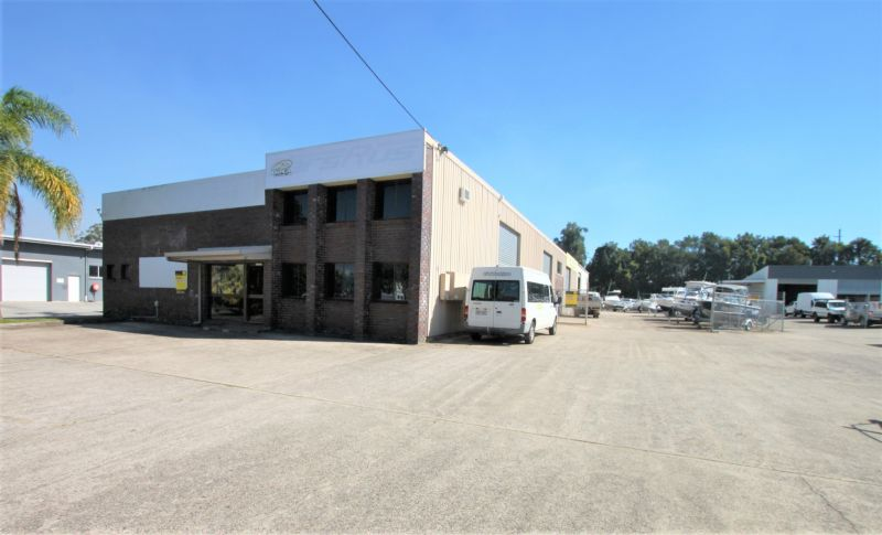 High Exposure Industrial Warehouse in Kelly Court, Buderim | LEASE