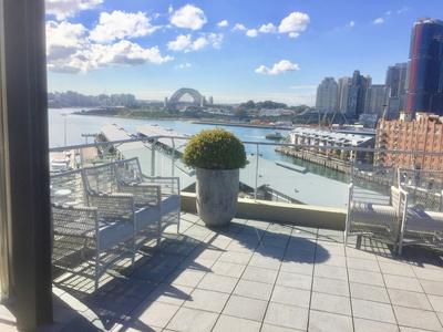 Penthouse on Sydney Harbour Pyrmont