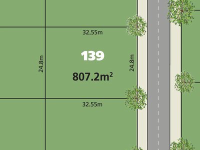 Glenmore Park, Lot 139  Proposed Road