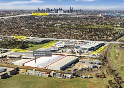 FLEXIBLE OFFICE/WAREHOUSE INVESTMENT