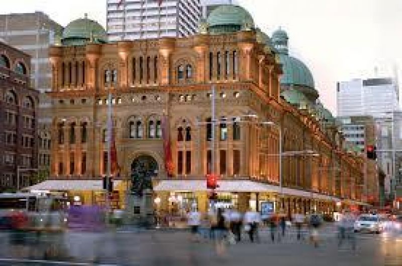 Retail for Lease on York St. QVB Town Hall