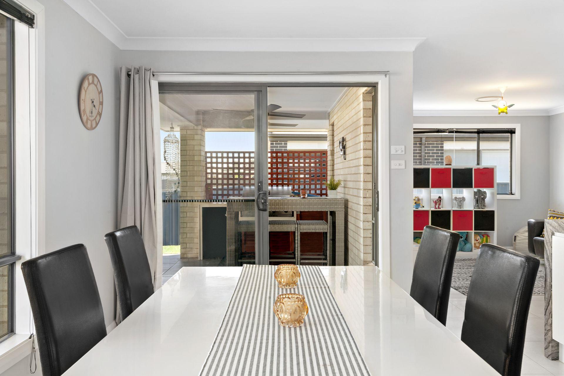 A quality-built contemporary retreat