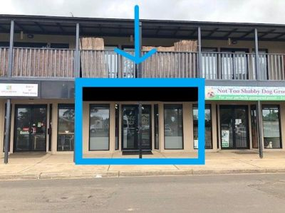 OFFICE SPACE/RETAIL SHOP AVAILABLE