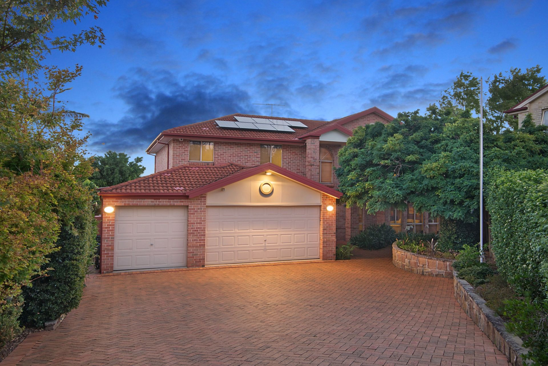 12 Fortune Grove, Kellyville NSW 2155