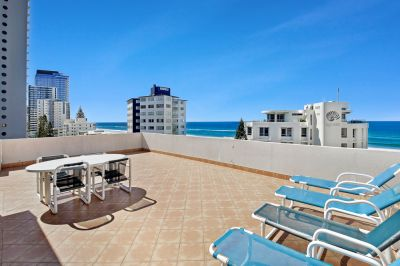 Rarely Offered Penthouse Apartment