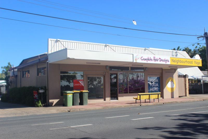 50m2 Retail/Office - Residential Unit Option