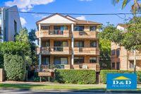 Neat 2 Bedroom Unit In Sought After North Parramatta Location. 2 Balconies. Bus Stop at Doorstep. Lock-up Garage.