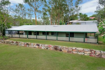 Well Presented Family Home on 1.39 Acres- Elevated Private Position- Close to Karalee Shops