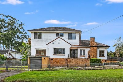 Rare potential in Pymble's sought-after East Side
