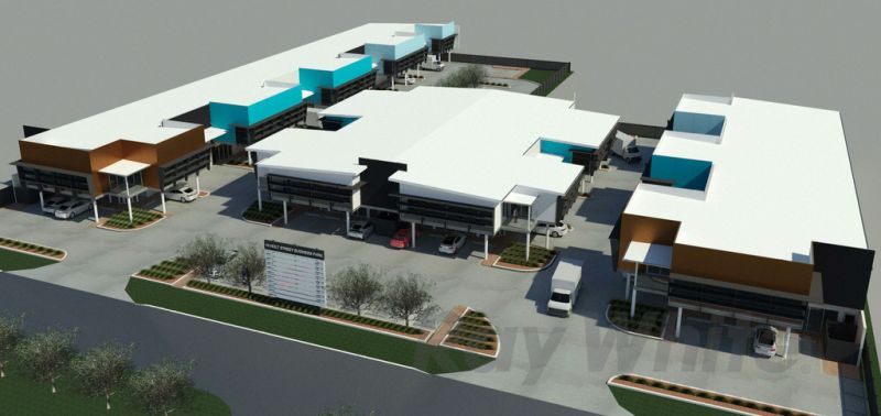 UNDER CONSTRUCTION CORPORATE OFFICE/WAREHOUSE