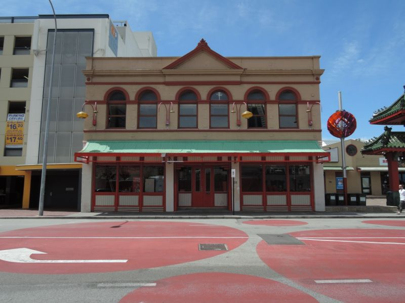 Restaurant/bar for lease in Northbridge with Roe Street Frontage