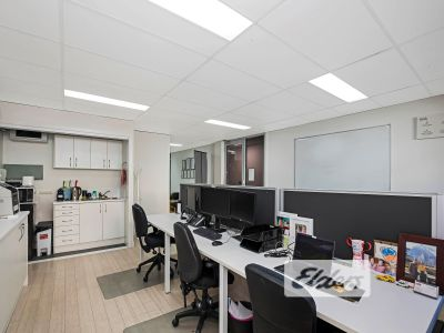 FRESHLY RENOVATED FULLY FITTED OFFICE - INVEST or OCCUPY!