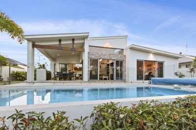 Architecturally Designed, Bespoke Lowset Home North to Water