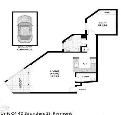 C4/40-42 Saunder Street, Pyrmont