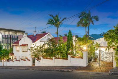 Unique Art Deco Home on the Cusp of Brisbane CBD