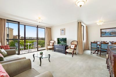 Views, Space and Scope in Large Secure Apartment