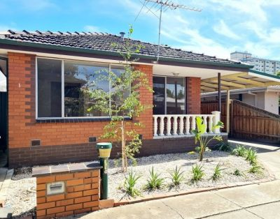 QUAINT, WELL POSITIONED TWO BEDROOM HOME