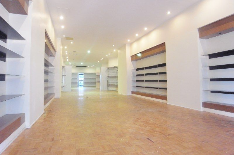 LEASED! HIGH EXPOSURE RETAIL WITH A PRESENCE