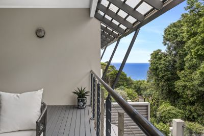 Rainforest Villa with Views