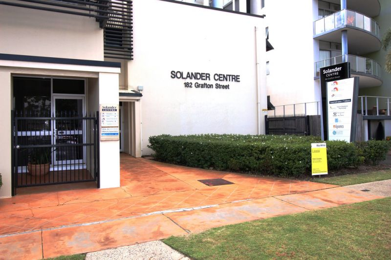 Cairns Fringe CBD Office Suite Available For Lease