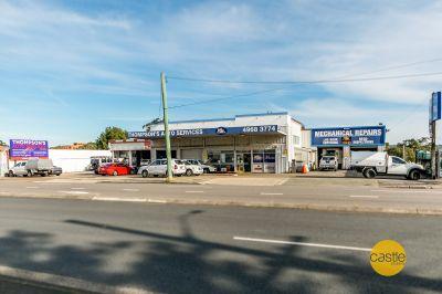 Highway exposure investment with 3 tenancies