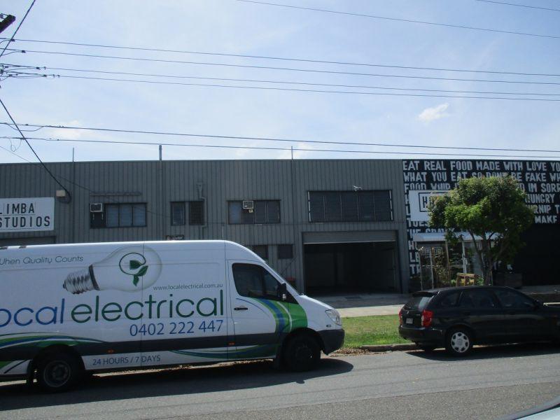 91sqm* Warehouse / Storage In Bulimba!