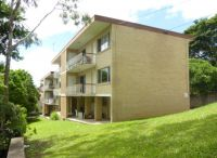 RECENTLY REFURBISHED AND AIRY TWO BEDROOM UNIT!