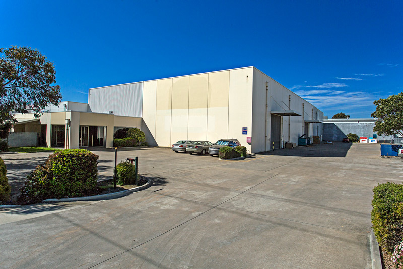 1,296sqm* Tilt Up Warehouse Available