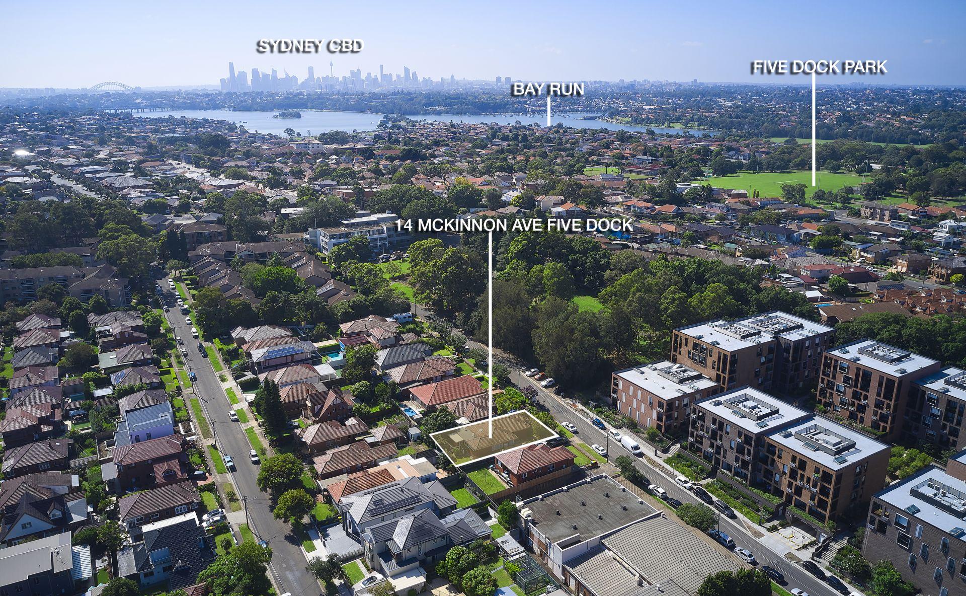 14 McKinnon Avenue, Five Dock NSW