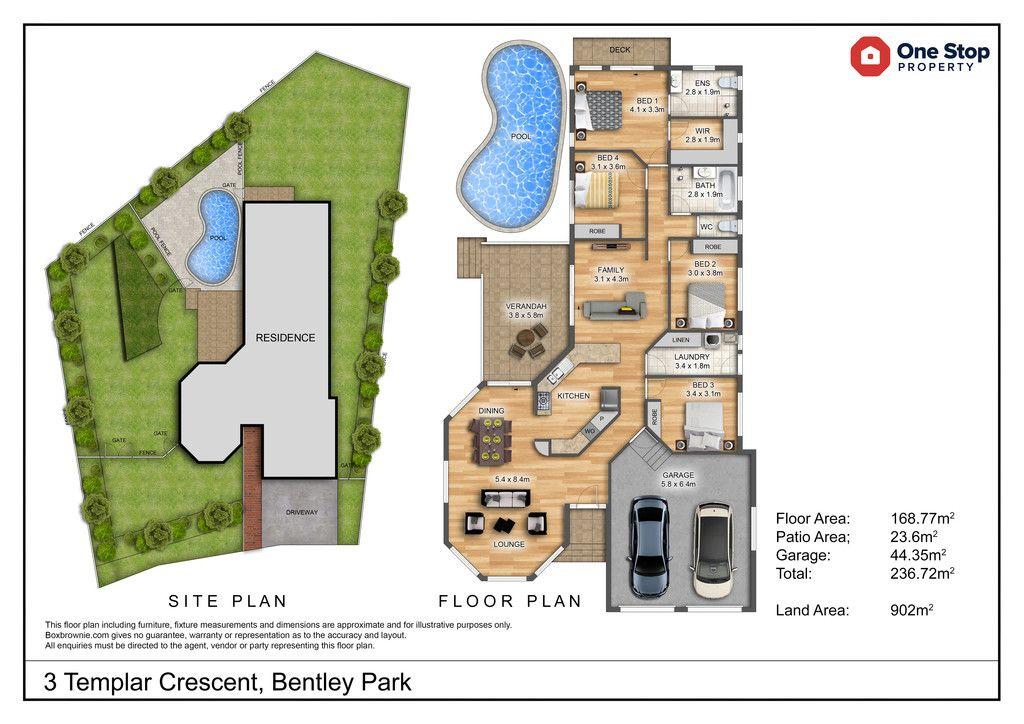 43 Templar Crescent, Bentley Park QLD 4869