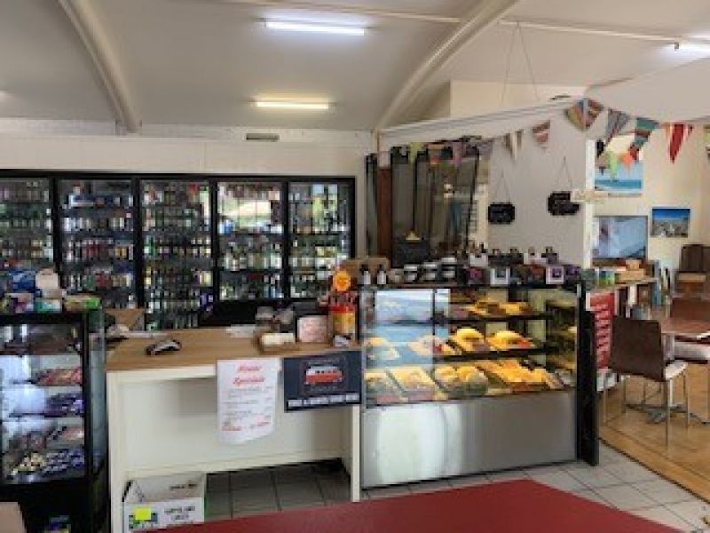 FREEHOLD + STORE, CELLARS, CAFE/TAKEAWAY, POST OFFICE AND 4 BEDROOM RESIDENCE
