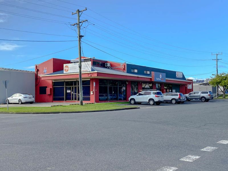 COFFS JETTY -  MULTIPLE TENANTED OFFICES