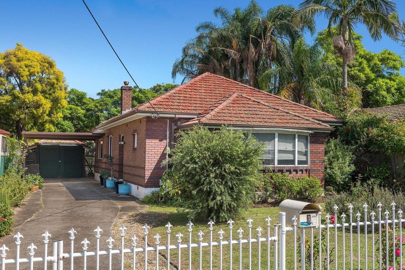 1 Melville Avenue, Strathfield NSW 2135
