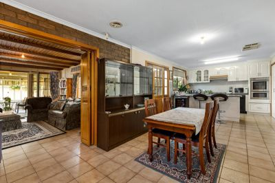A great family abode with great space and adjacent parkland