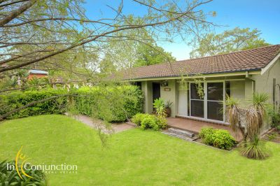 perfect entry-level to galston village  attractive 3 bedroom single level home with pretty surrounding cottage gardens.