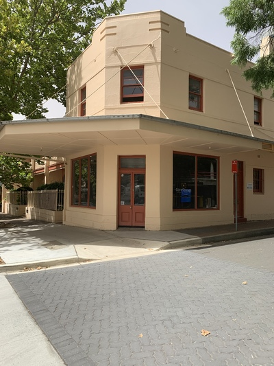 Beautifully appointed North Sydney commercial space