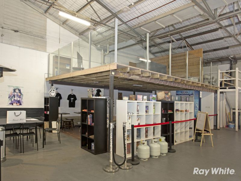 Short term warehouse space in the heart of CBD
