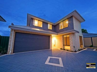 BRAND NEW FOUR BEDROOM TWO BATHROOM TOWNHOUSE