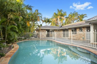 Spacious family home with pool and granny flat!