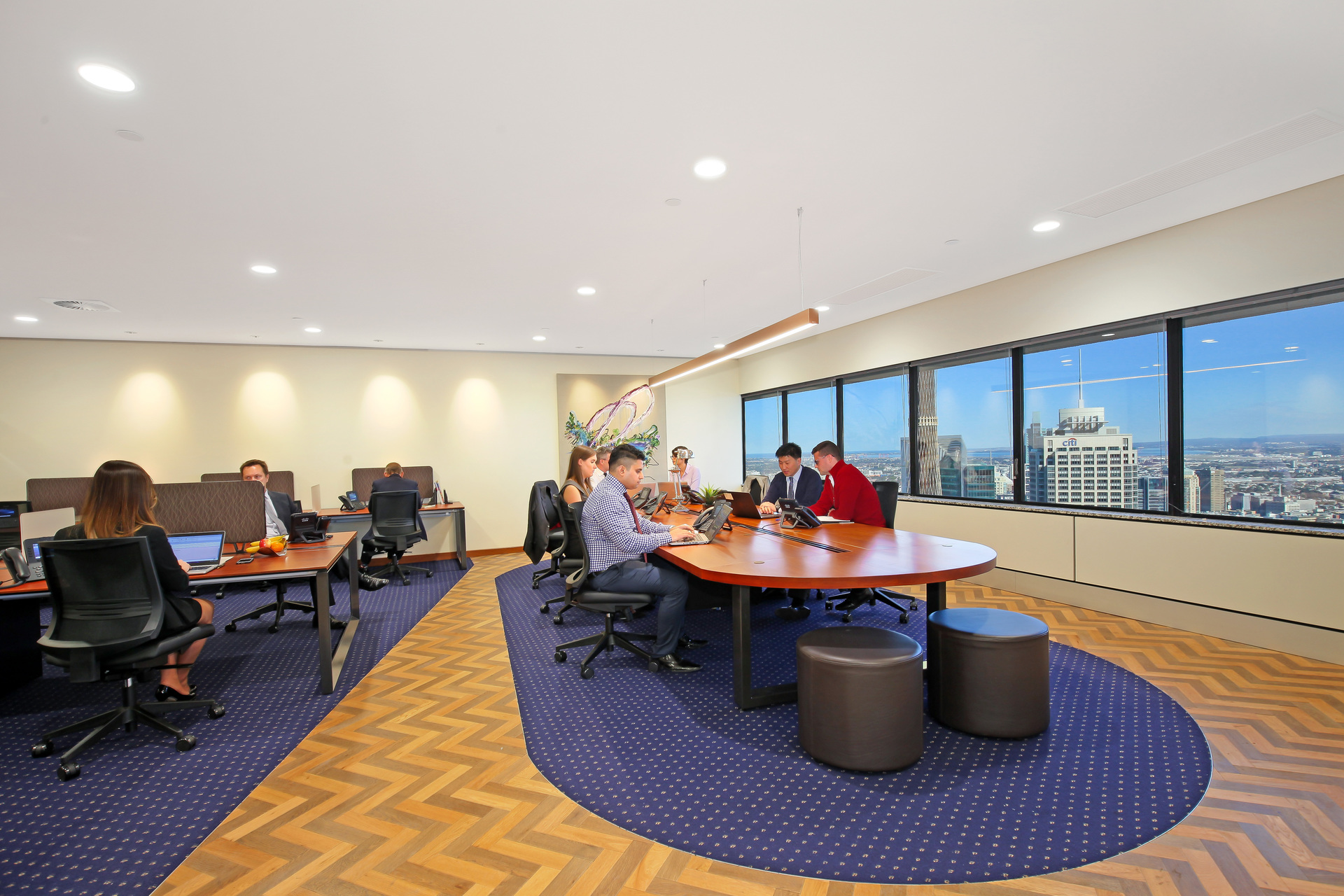 OFFICES LOCATED IN SYDNEY FOR 3-PERSON WITH NATURAL VIEWS