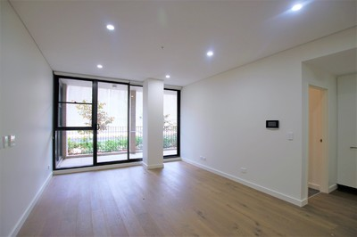 Brand New Two Bed + Study Garden Apartment