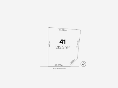 Bardia Lot 41 Proposed Road | New Breeze